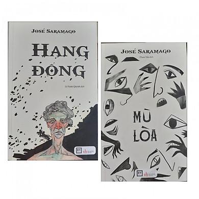 Combo Sách Văn Học Nước Ngoài: Hang Động + Mù Lòa (tặng kèm bookmark thiết kế)