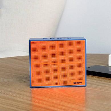 Loa di động Bluetooth Mini chống nước IPx4 đa năng hiệu Baseus Encok E05 - Hàng chính hãng