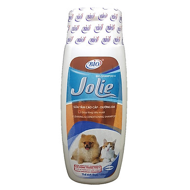 Sữa tắm mượt lông dưỡng da thơm dịu chó mèo - BioJolie