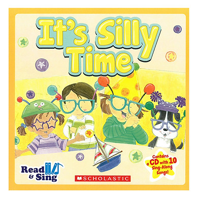 It's Silly Time (With Cd)