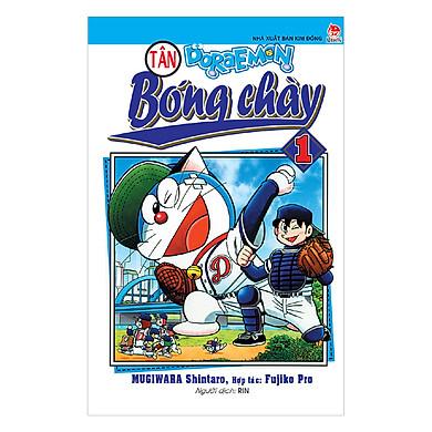 Tân Doraemon Bóng Chày (Tập 1)