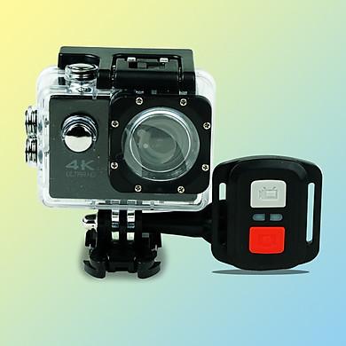 Camera hành trình chống rung , hỗ trợ quay ban đêm WIFI 4K UNTRA HD PF16