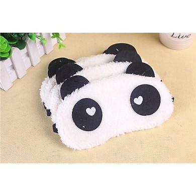 Bộ 2 tấm che mắt ngủ hình gấu panda