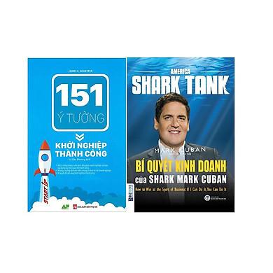 Combo 151 Ý Tưởng Kinh Doanh Và Bí Quyết Kinh Doanh Thành Công Macuban Tặng Bookmark Và Sổ Tay Ý Tưởng