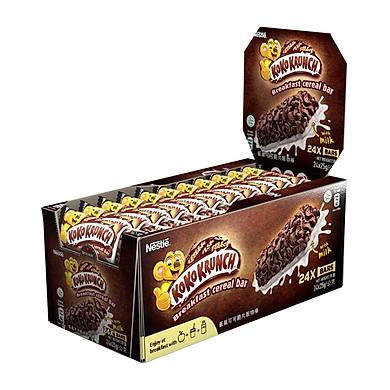 Hộp Ngũ Cốc Nestle KoKo Krunch Bar Dạng Thanh (25gr x 24 Thanh)