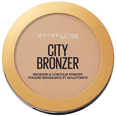 Maybelline City Bronzer & Contour Powder 200 Medium Cool
