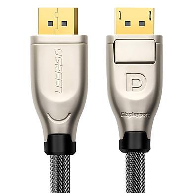 Cáp DisplayPort Ugreen 2 Đầu Male 30121 3m - Hàng Chính Hãng