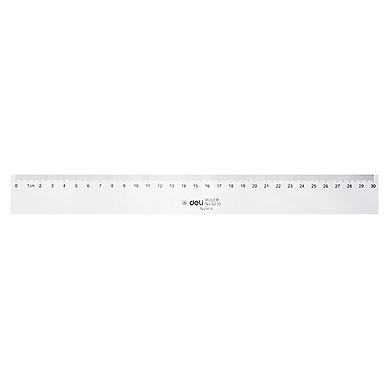 Thước Kẻ 30cm Deli 6230