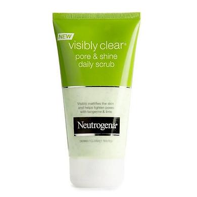 Sữa rửa mặt se lỗ chân lông Neutrogena Pore & Shine Daily Scurb