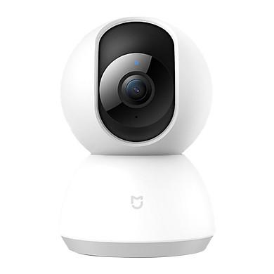 Camera chống trộm Xiaomi 360° 1080P Mi Home (Trắng) - Hàng Nhập Khẩu