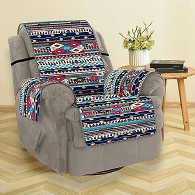 Gobestart Anti-Slip Quilted Sofa Couch Cover Chair Pet Dog Kids Mat Furniture Protector