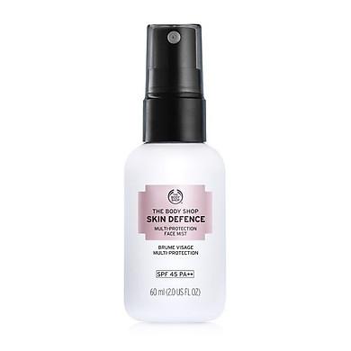 Xịt Chống Nắng Skin Defence SPF45 60ml