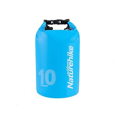 Túi Chống Nước 10L Đựng Quần Áo Điện Thoại Có Ngăn Để Khăn Tắm Dành Cho Đi Biển đi Bơi NatureHike NH18F007-D