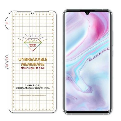 Miếng Dán Màn Hình Mặt Trước PPF Dành Cho Xiaomi CC9 Pro/ Mi Note 10/ Mi Note 10 Pro