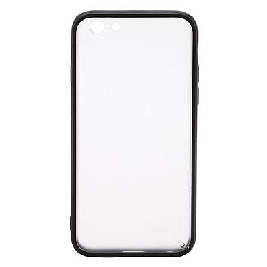 Ốp Lưng Nhám Mờ Dành Cho iPhone 6/6S Viền Silicon Cao Cấp Sang Trọng - Hàng Chính Hãng