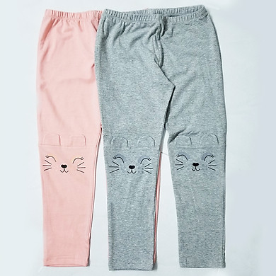 Combo 02 quần legging 3540 - GA Kids