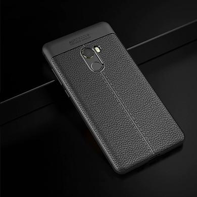 Ốp lưng cho Xiaomi Mi Mix 2 silicon giả da, chống sốc