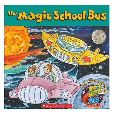 Magic School Bus: 25Th Anniversary Box Set (12-Book) - Chuyến Xe Khoa Học Kỳ Thú