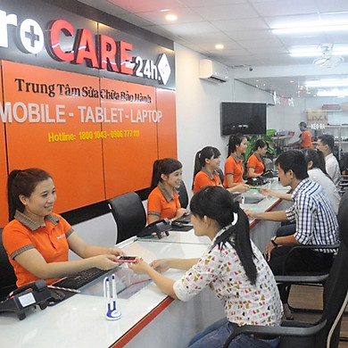 Dịch Vụ Thay Pin Samsung Note 4 Tại ProCARE24h.vn