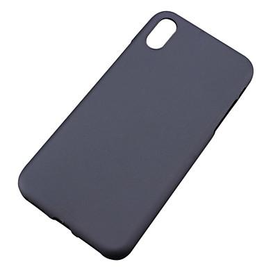 Ốp Lưng Dẻo Đen Dành Cho Iphone X
