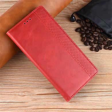Bao da dạng ví Cao cấp dành cho Samsung Galaxy A10s Luxury Leather