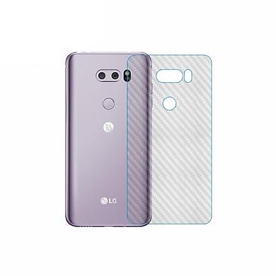 Dán carbon LG V30