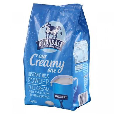Sữa Bột Full Cream Devondale (1Kg / Túi)