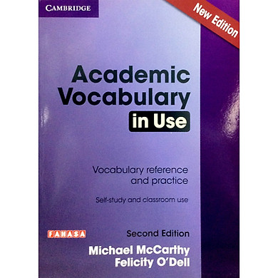Academic Vocabulary in Use Edition with Answers Edition: Vocabulary Reference and Practice
