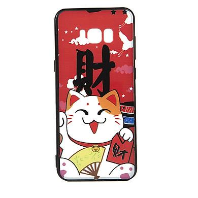 Ốp lưng dành cho Samsung S8 mèo thần tài (Giao hình ngẫu nhiên)