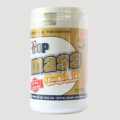 Sữa bột Top Mass Gold 800g tăng cân