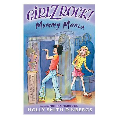 Girlz Rock: Mummy Mania