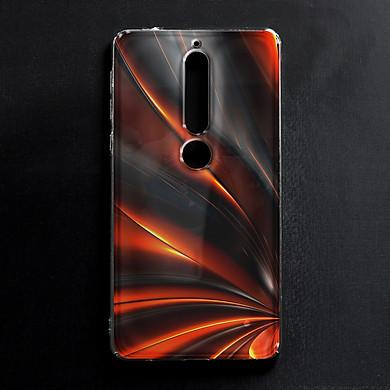 Ốp lưng cứng in hình dành cho Nokia 6.1, Nokia 6 2018 - mẫu 105