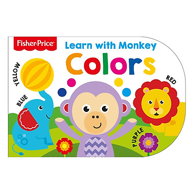 Fisher Price: Learn with Monkey Colours