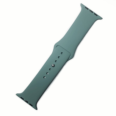Dây đeo silicon cho Apple Watch 38mm / 40mm / 42mm / 44mm