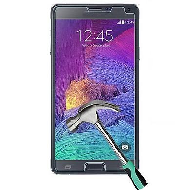 Dán kính cường lực cho Samsung Galaxy Note 4