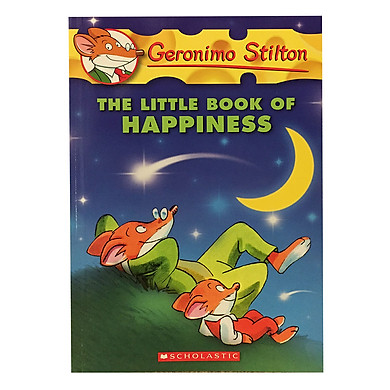 Geronimo Stilton Special Edition: The Little Book Of Happiness