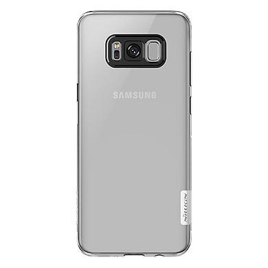 Ốp Lưng Dẻo Samsung Galaxy S8 Nillkin - Trong Suốt - Hàng chính hãng