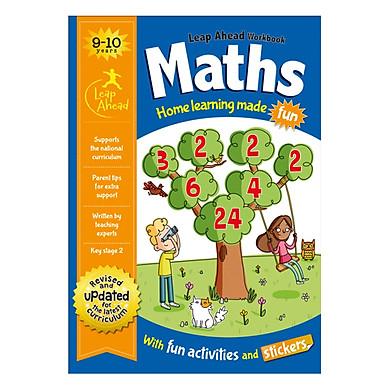 Leap Ahead: 9-10 Years Maths