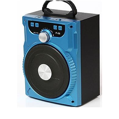 Loa Bluetooth tặng kèm mic karaoke