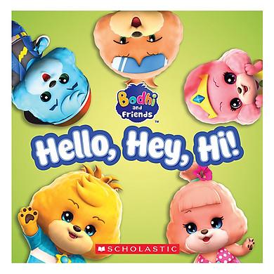 Hello Hey Hi - With Dvd