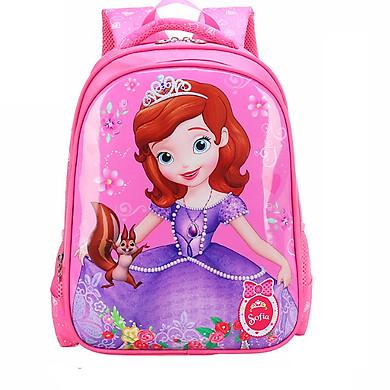 Balo bé gái công chúa sofia lớp I đến lớp 3