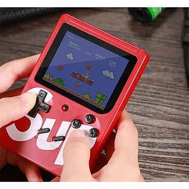 Máy chơi game cầm tay 400 trò chơi SUP 400 Games (giao màu ngẫu nhiên) - hàng chính hãng