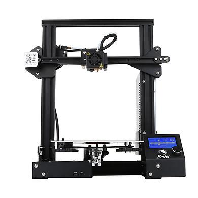 Máy In 3D Tự Lắp Ráp DIY Creality 3D Ender-3X Upgraded (220 x 220 x 250Mm)