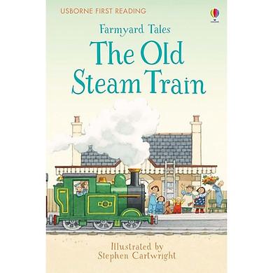 Usborne The Old Steam Train