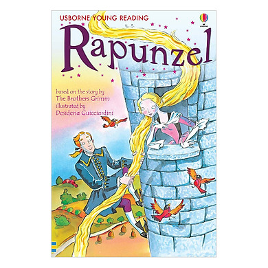 Usborne Young Reading Series One: Rapunzel