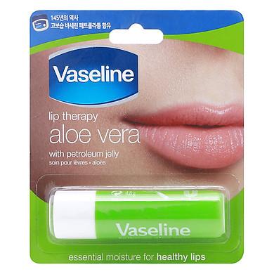 Vaseline Sáp Dưỡng Môi Lô Hội