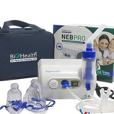 Máy Xông Khí Dung Biohealth Neb Pro - Úc - BIO NEBPRO