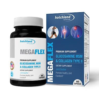 Thực phẩm chức năng hỗ trợ khớp, giảm sưng đau MegaFlex