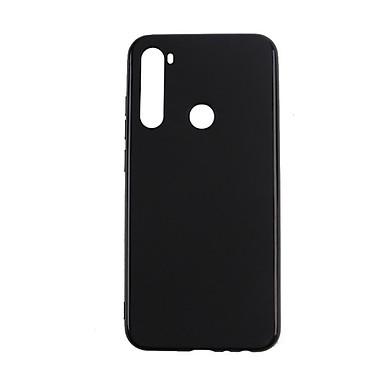 Ốp Lưng Dẻo Mỏng Đen Cho Xiaomi Redmi Note 8