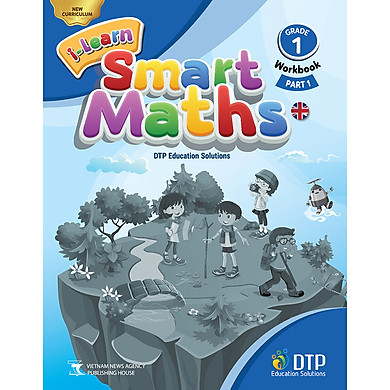 i-Learn Smart Maths Grade 1 Workbook Part 1